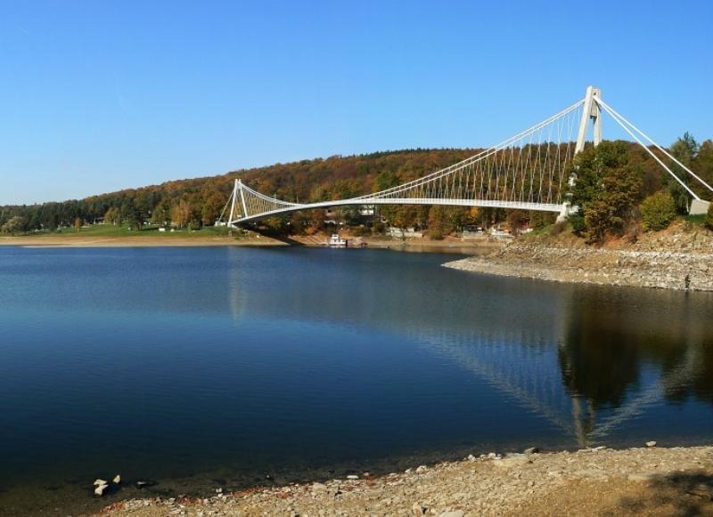 Ubytování Vranovská přehrada